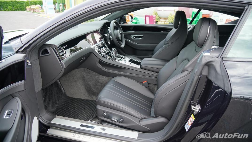 2020 Bentley Continental-GT 4.0 V8 Interior 045