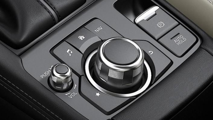 Mazda CX-3 2020 Interior 002