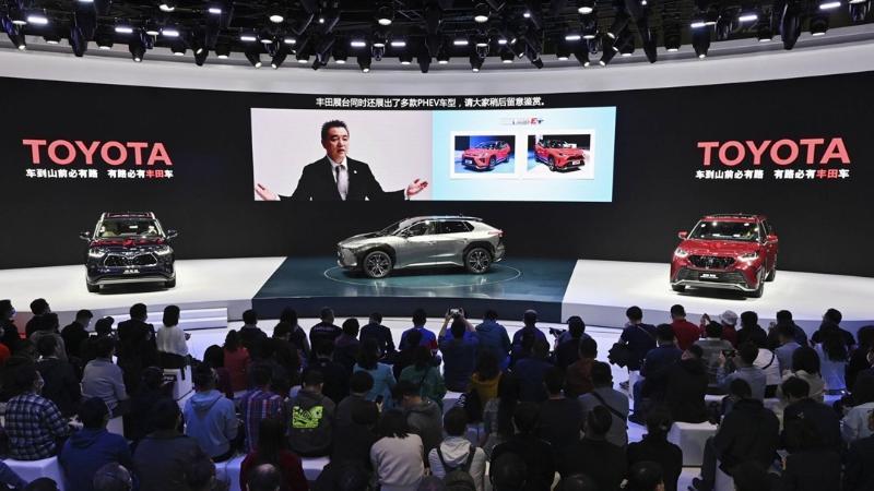 ผู้จัดงานรถยนต์ใจชื้น ยักษ์ใหญ่ Toyota ลั่นมอเตอร์โชว์ยังสำคัญ แม้ต้องมีวิวัฒนาการ แล้วไทยล่ะ? 02