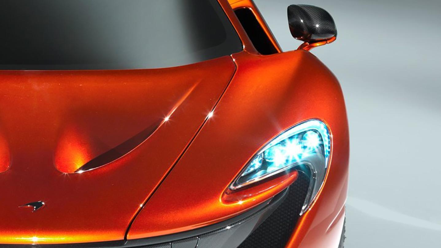 McLaren P1 2020 Exterior 011