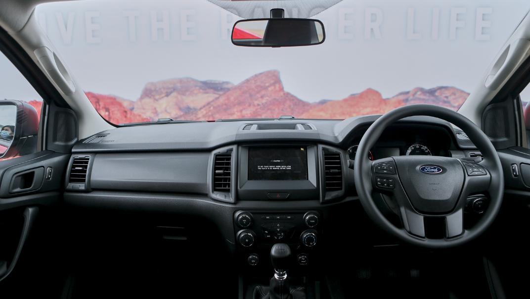 2021 Ford Ranger XL+ Sport Interior 001