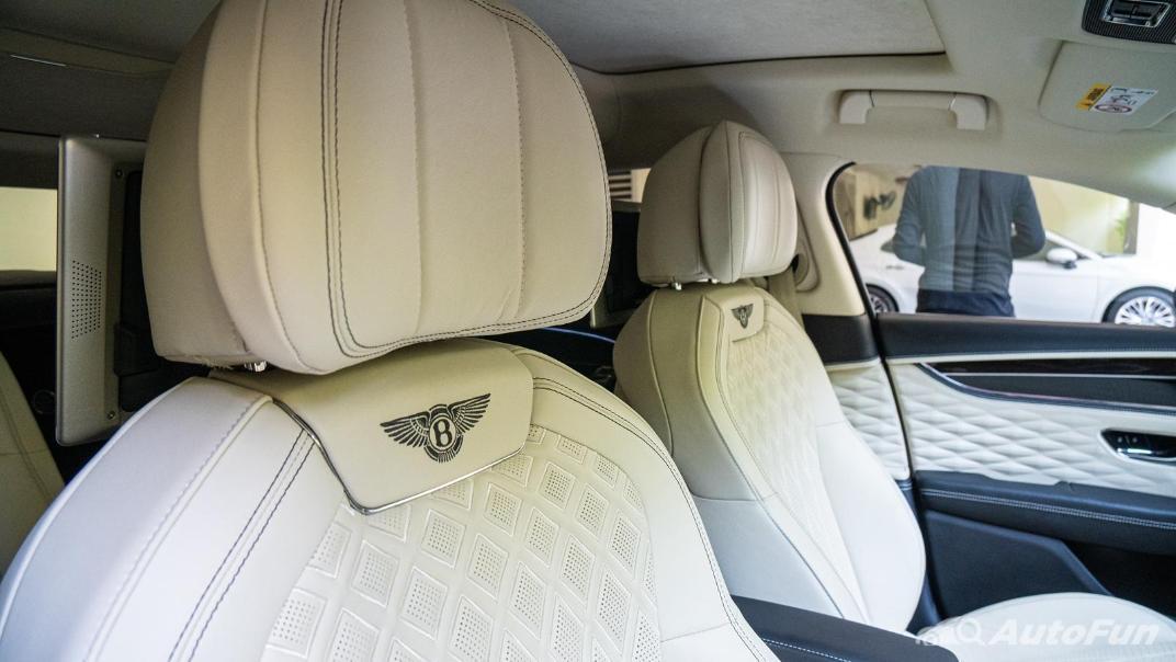 2020 Bentley Flying Spur 6.0L W12 Interior 025