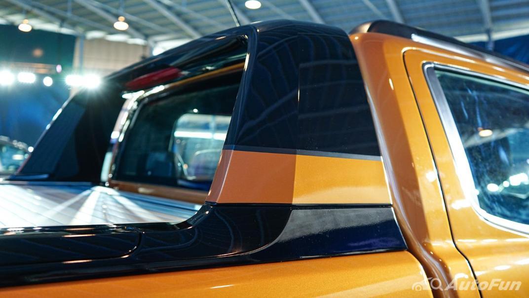 2021 Ford Ranger Wildtrak Exterior 027