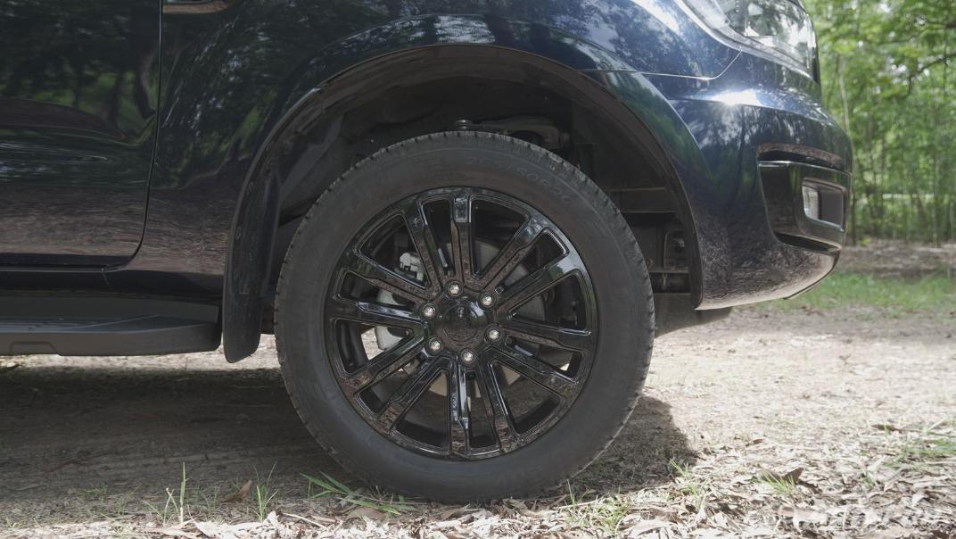 2021 Ford Everest 2.0L Turbo Titanium 4x2 10AT - SPORT Exterior 035