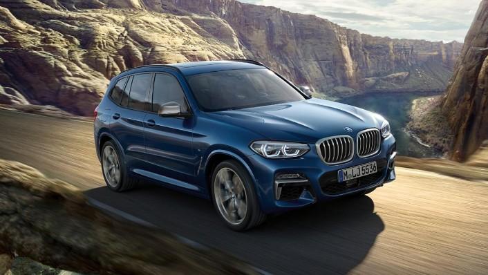 BMW X3 2020 Exterior 003