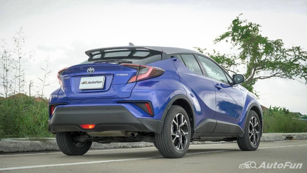 2021 Toyota C-HR Hybrid Premium Safety Exterior 003