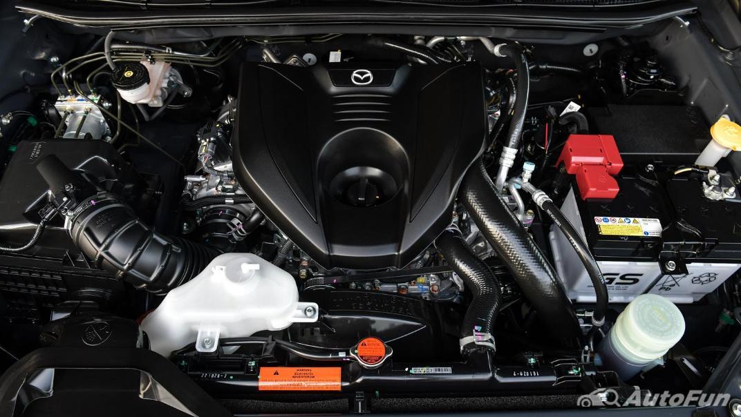 Mazda BT-50 Pro 2021 Others 016