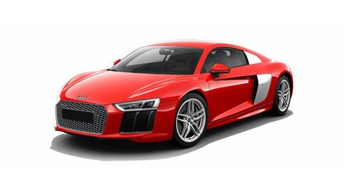 Audi R8 2020 Exterior 002