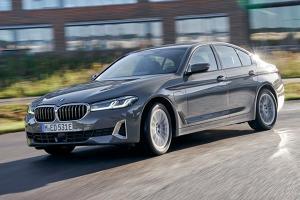 BMW 530e Elite เคาะราคาต่ำ 3 ล้านบาท ท้าชน Mercedes-Benz E-Class และ Volvo S90