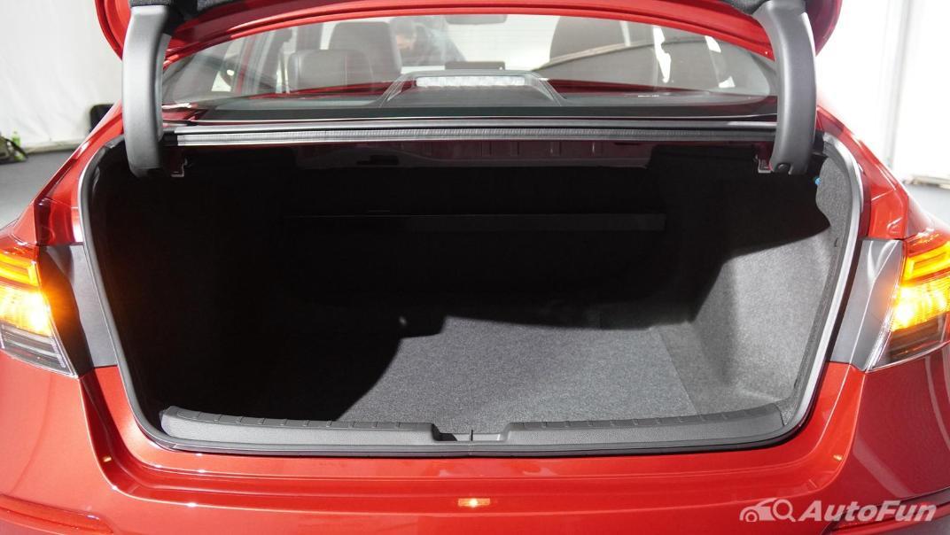 2022 Honda Civic RS Interior 119