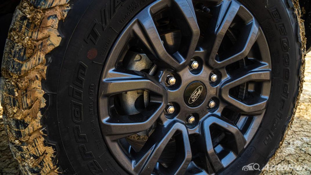 2021 Ford Ranger FX4 MAX Exterior 033