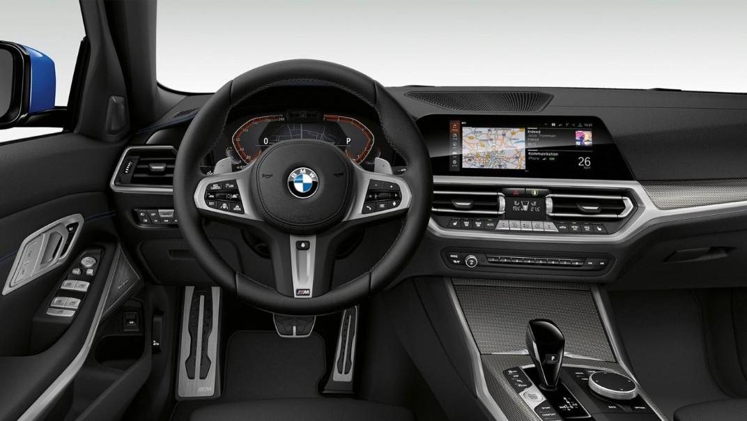 BMW 3-Series-Sedan 2020 Interior 001