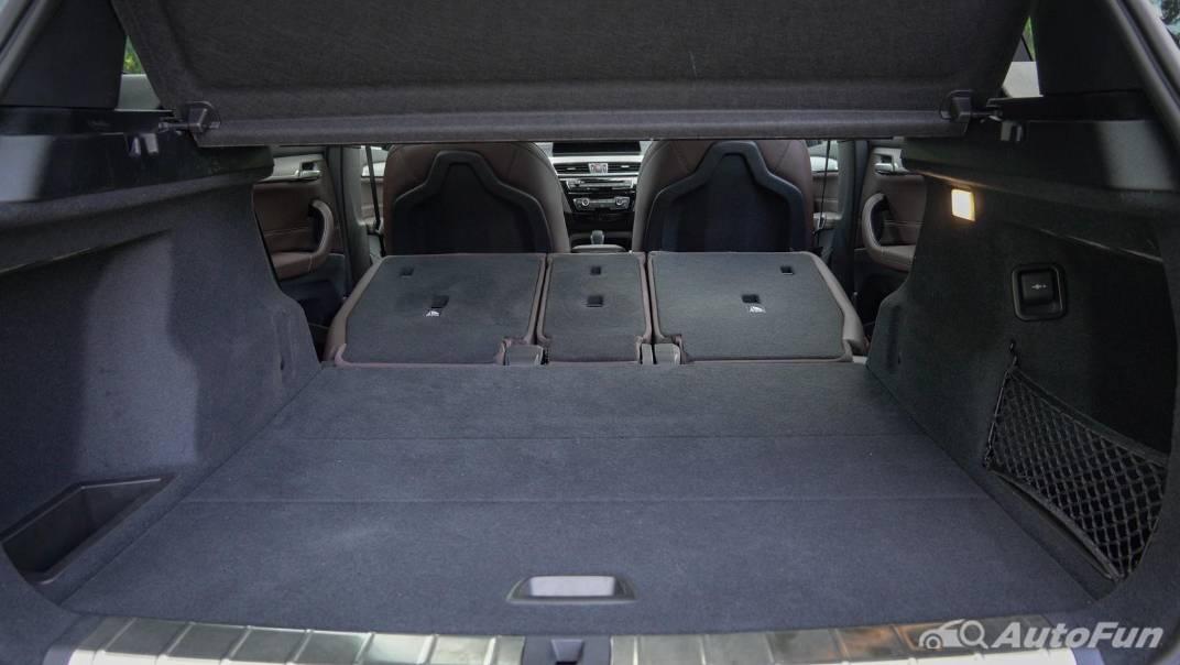 2021 BMW X1 2.0 sDrive20d M Sport Interior 066