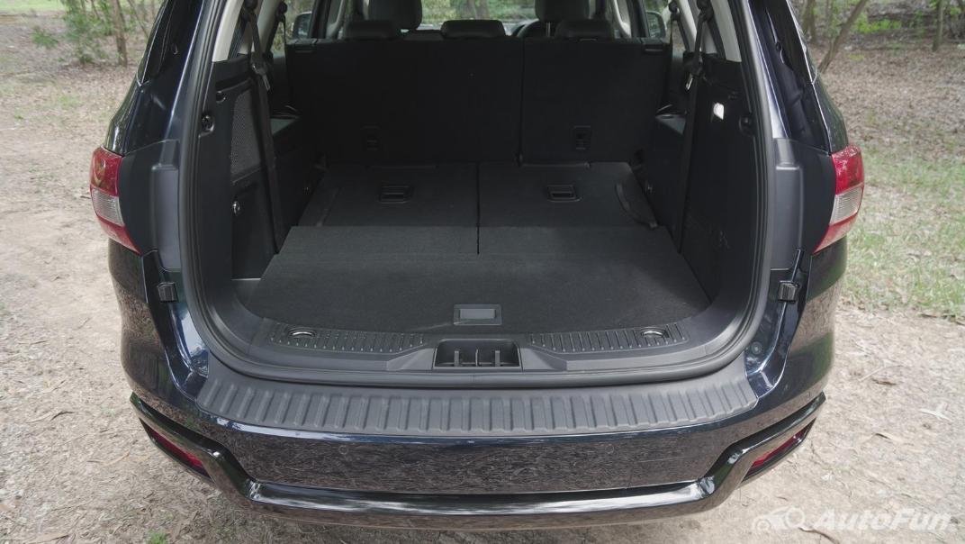 2021 Ford Everest 2.0L Turbo Titanium 4x2 10AT - SPORT Interior 068