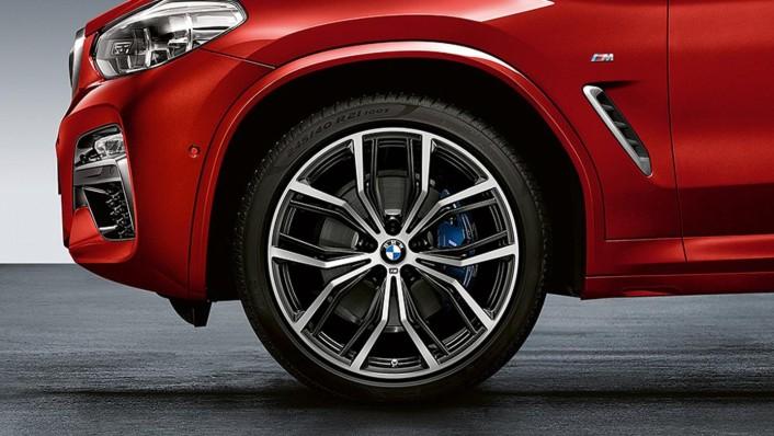 BMW X4 2020 Exterior 006