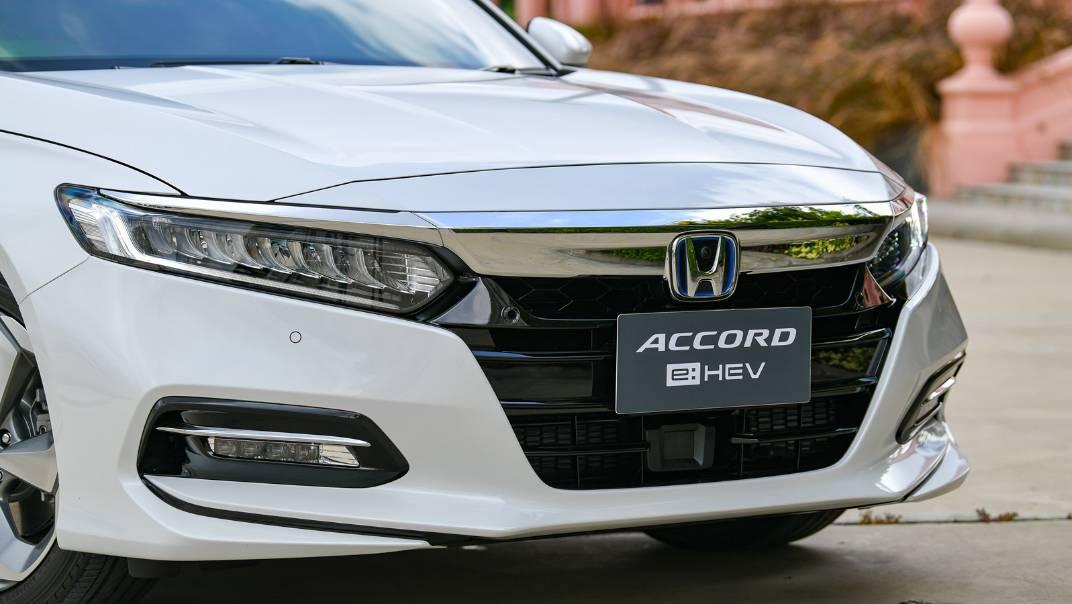 2021 Honda Accord 2.0L e:HEV EL+ Exterior 051