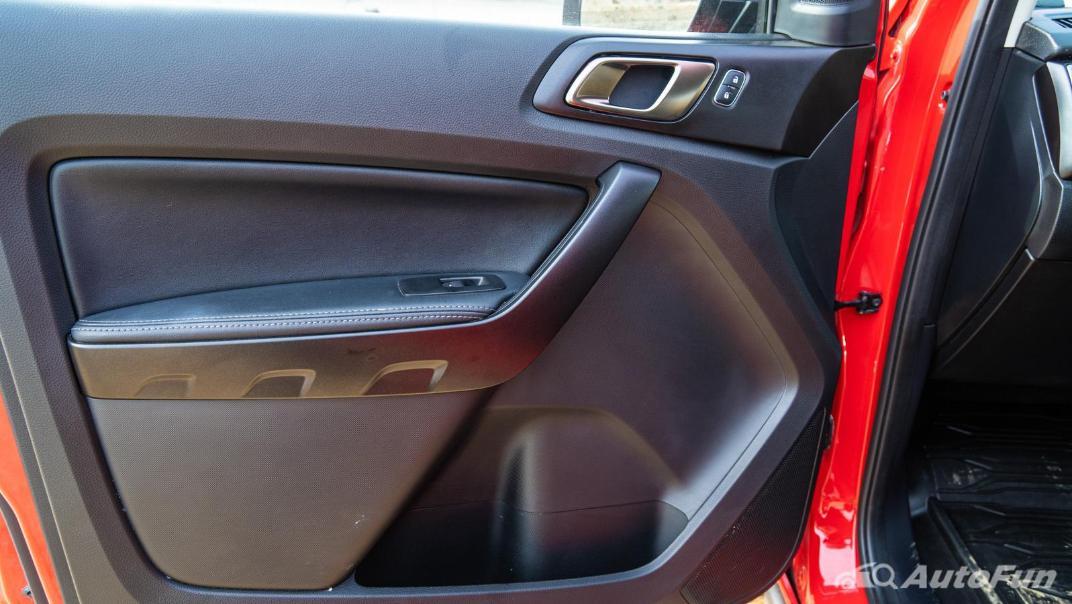 2021 Ford Ranger FX4 MAX Interior 037
