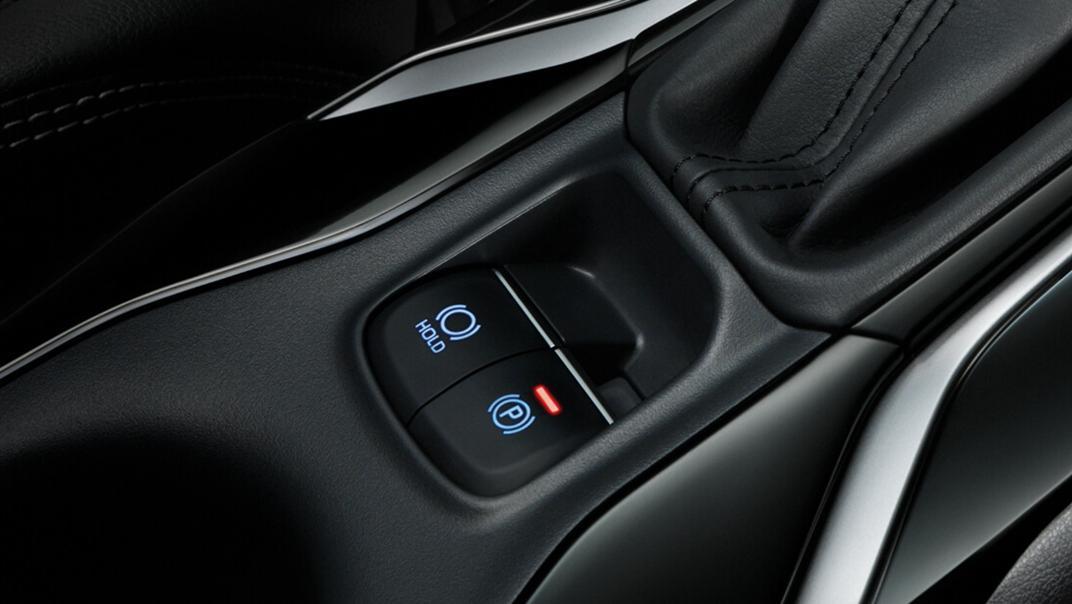 Toyota Corolla Altis 2021 Interior 006