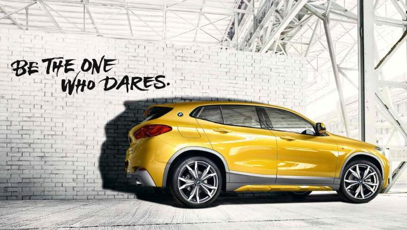 Review: BMW X2 สปอร์ตคูเป้ รถอเนกประสงค์สุดหรู 02
