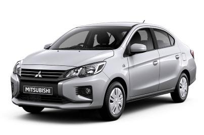 2020 1.2 Mitsubishi Attrage GLS-LTD CVT