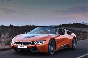 Review: 2019 BMW i8 รถสปอร์ตแห่งโลกอนาคต