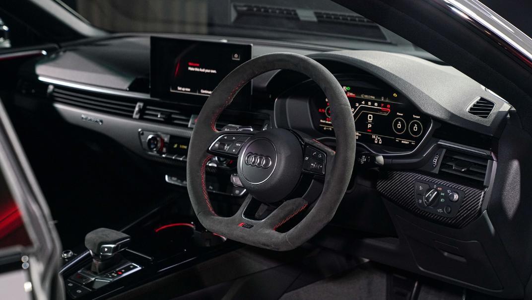 2021 Audi RS 5 Coupe quattro Interior 001
