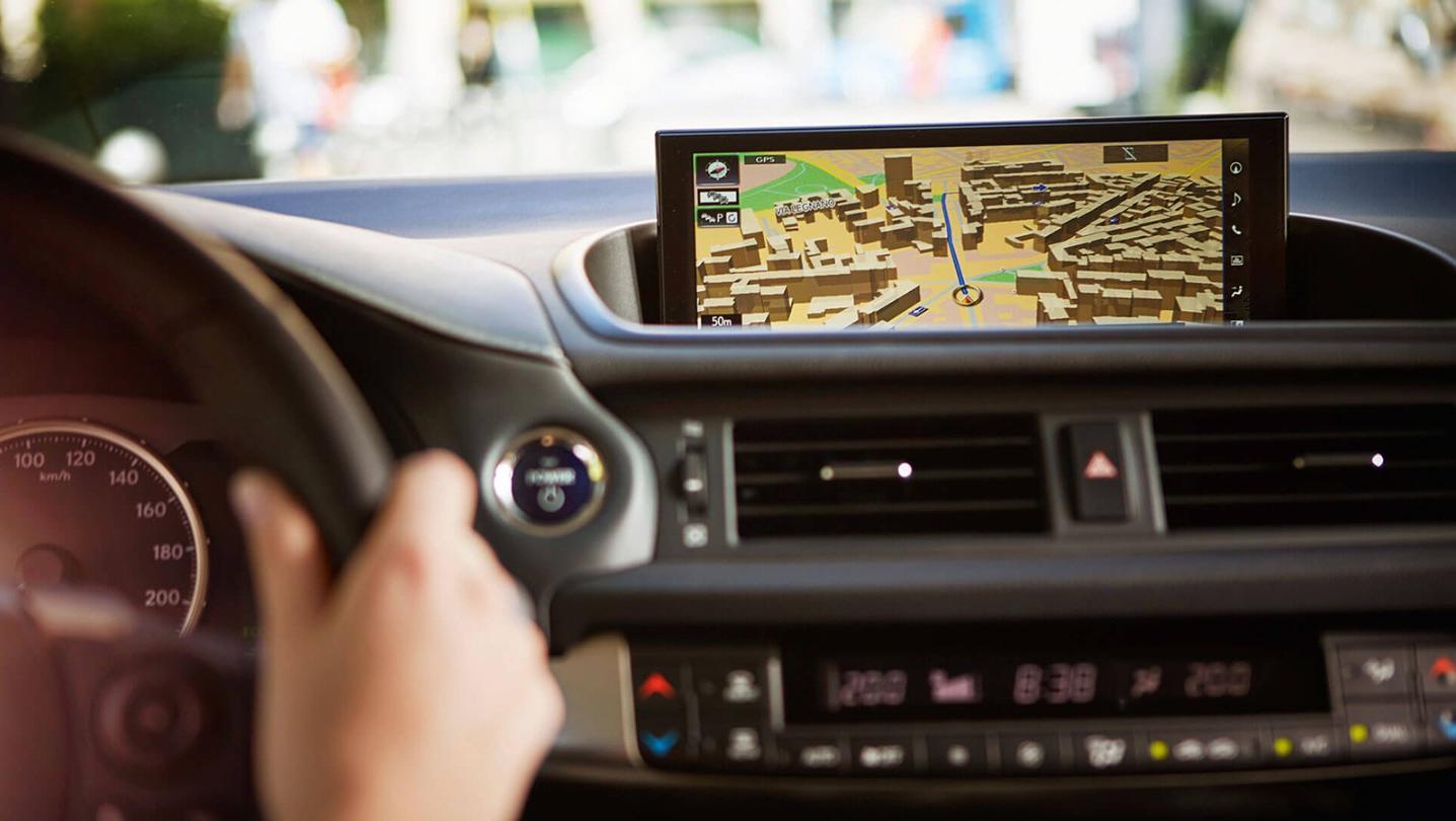Lexus CT 2020 Interior 003