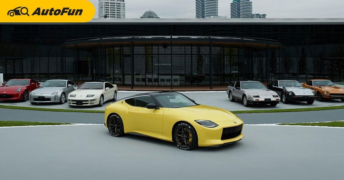 2022 Nissan Z อาจจะเปิดให้รับจองก่อนสิ้นปีนี้ วัดใจเมืองไทยกล้านำเข้ามาหรือเปล่า 01