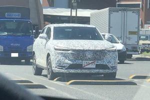 จับตา All-New Honda HR-V เผยภาพแรก 5 พฤศจิกายนนี้ ดีไซน์ถอดแบบ Odyssey ใหม่