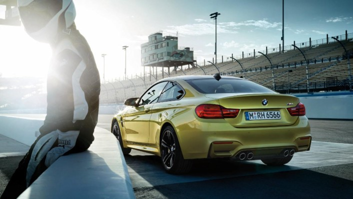 BMW M4-Coupe 2020 Exterior 004