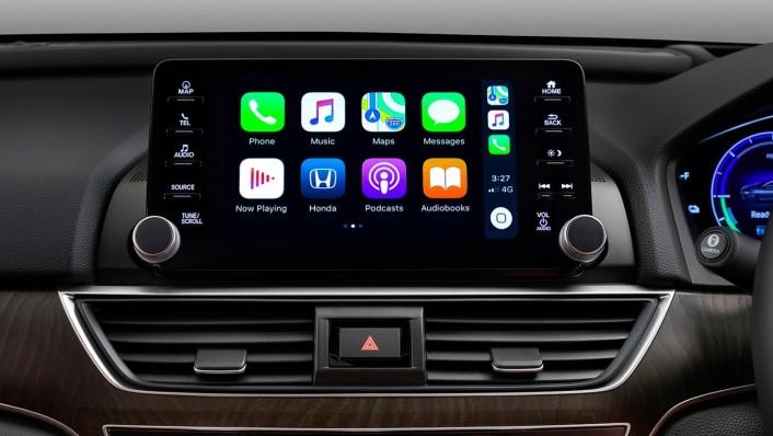 Honda Accord 2020 Interior 004