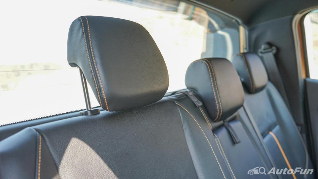 2020 Ford Ranger Double Cab 2.0L Turbo Wildtrak Hi-Rider 10AT Interior 040