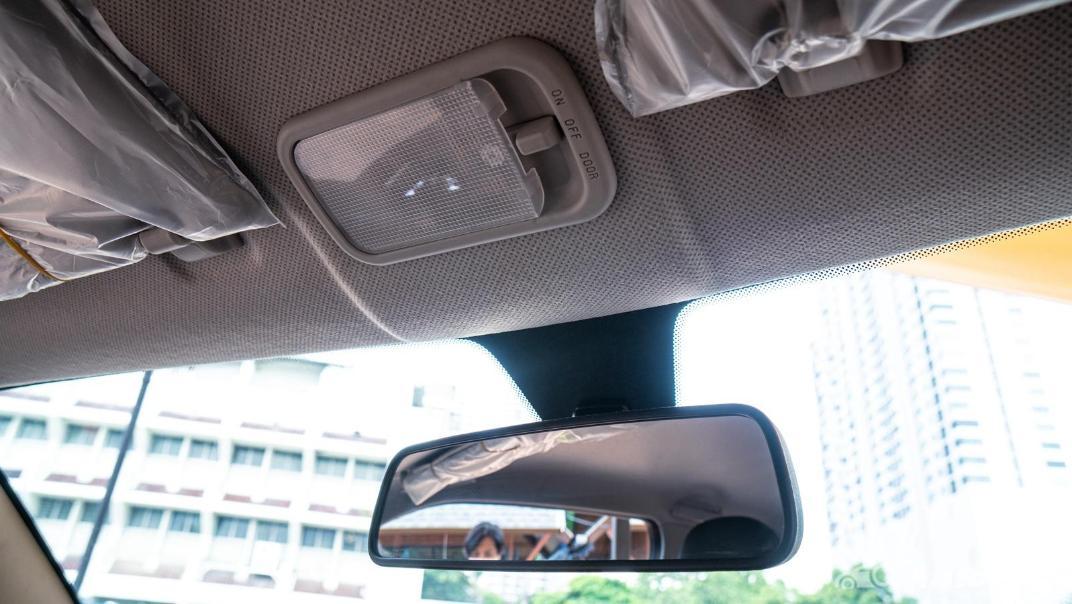 2020 Wuling Mini EV Interior 029
