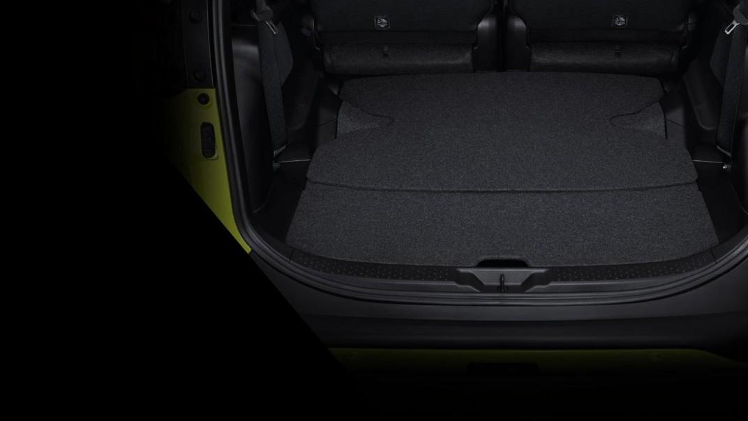 Toyota Sienta 2020 Interior 038