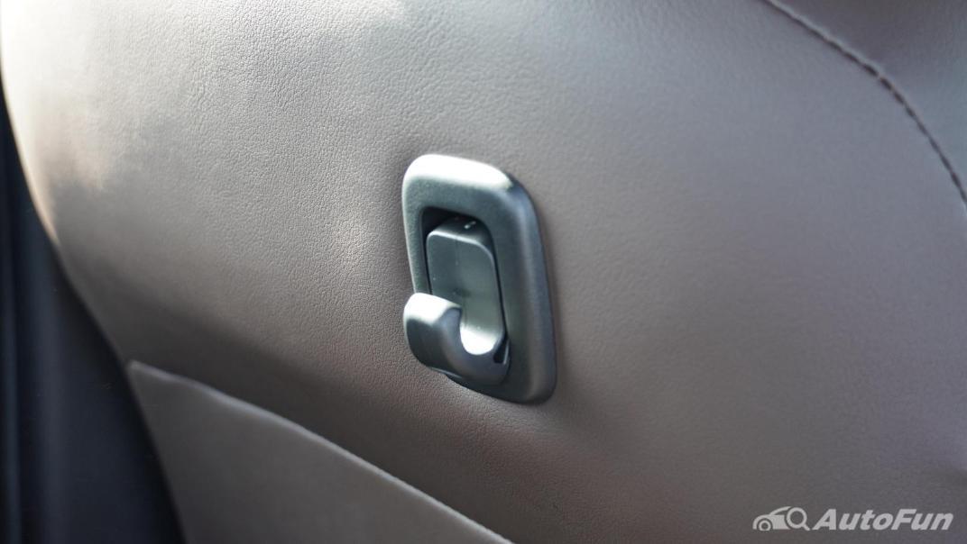 Mazda BT-50 Pro 2021 Interior 019