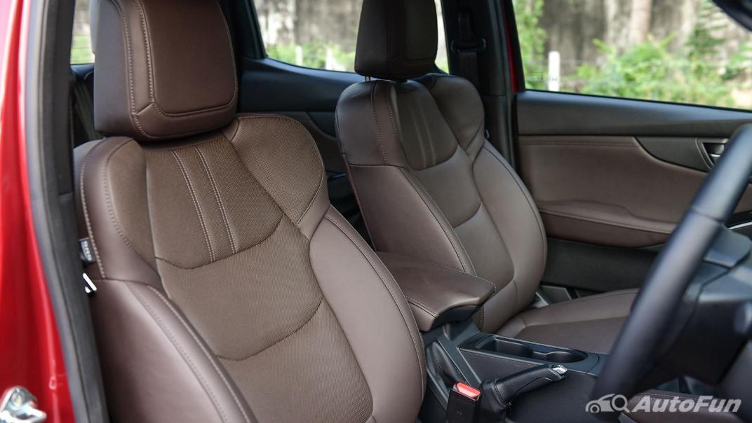 2021 Mazda BT-50 Pro Double Cab 1.9 SP Hi-Racer Interior 012