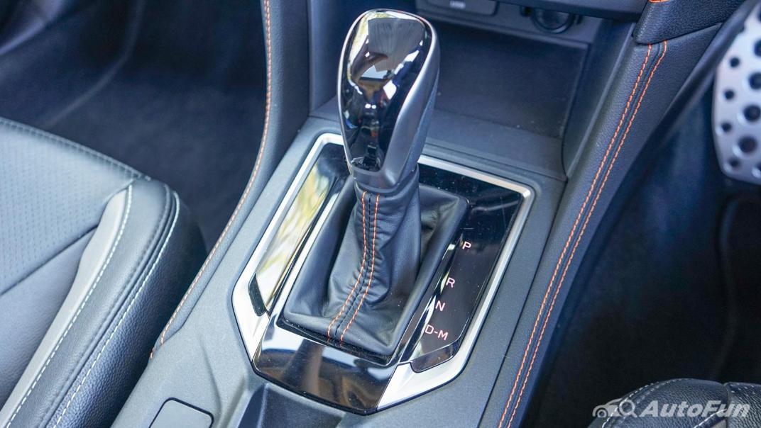 2019 Subaru XV GT Edition Interior 021