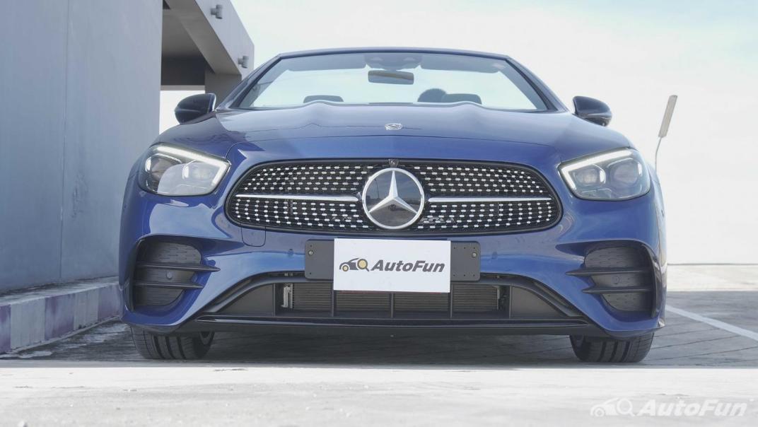 2021 Mercedes-Benz E-Class Cabriolet E 200 AMG Dynamic Exterior 014