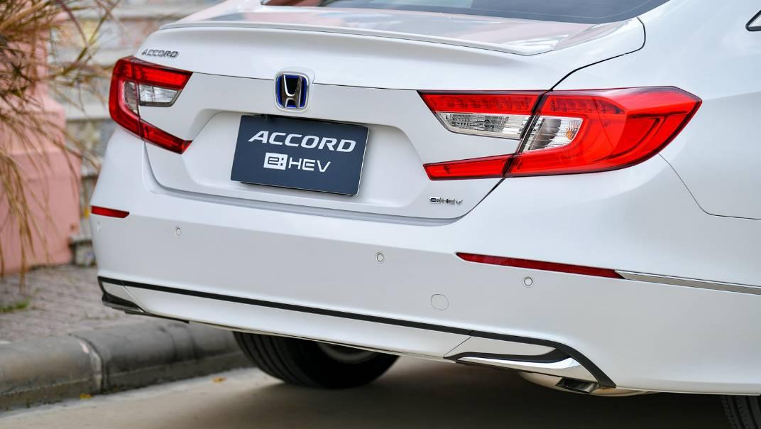 2021 Honda Accord 2.0L e:HEV EL+ Exterior 058