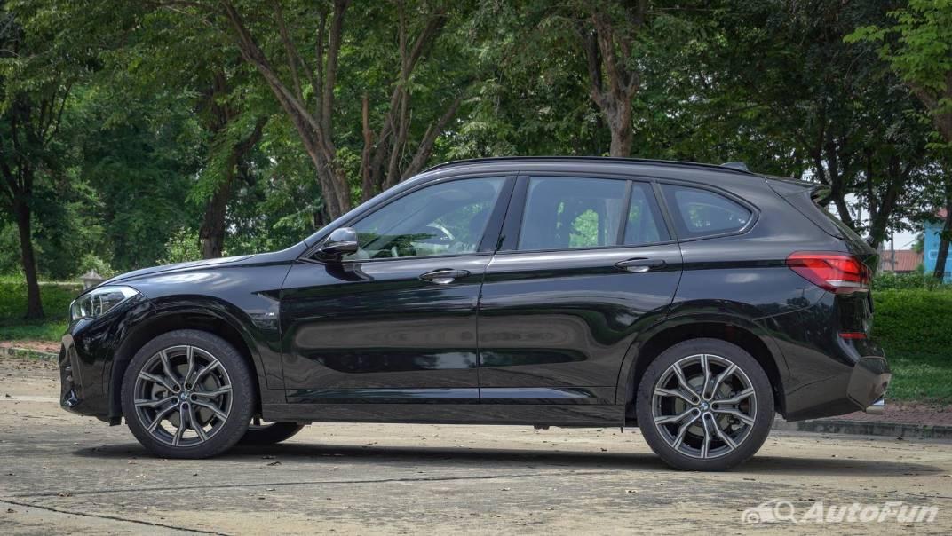 2021 BMW X1 2.0 sDrive20d M Sport Exterior 006