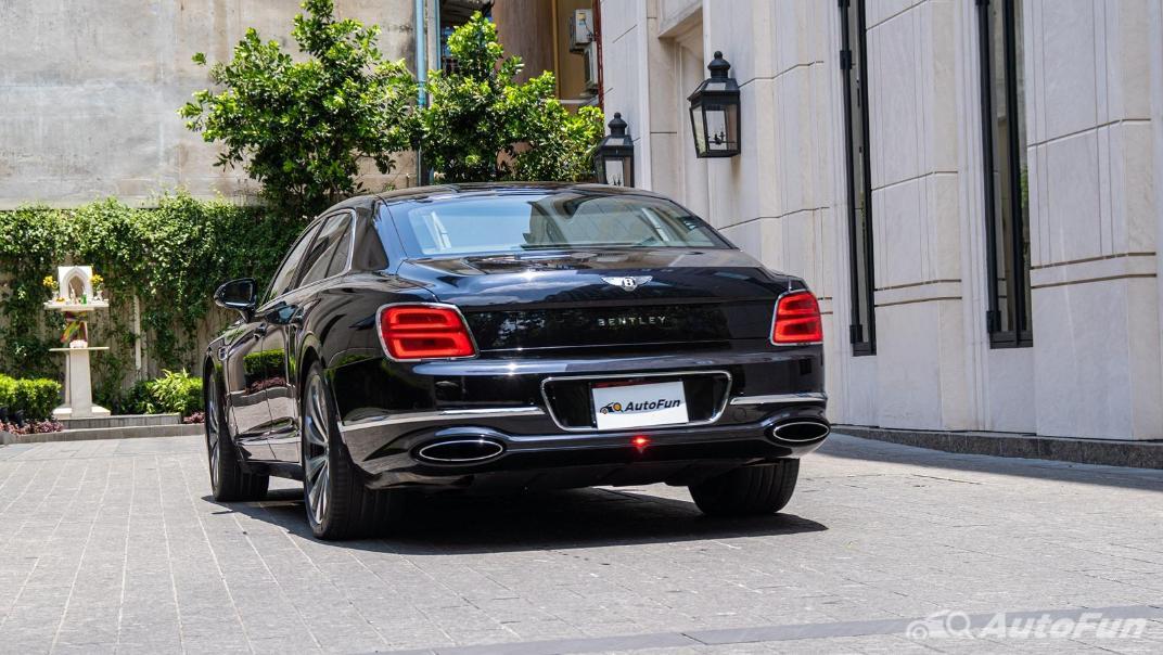 2020 Bentley Flying Spur 6.0L W12 Exterior 059