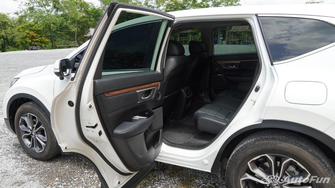 2020 Honda CR-V 2.4 ES 4WD Interior 031