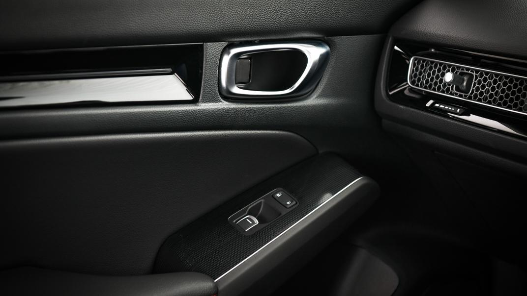 2022 Honda Civic RS Interior 079