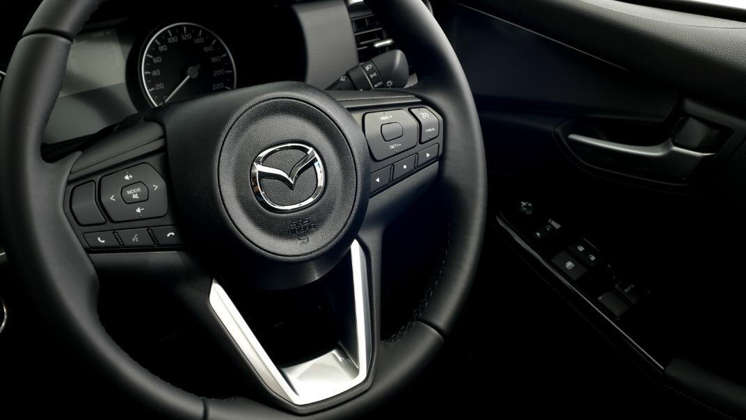 2021 Mazda BT-50 Freestyle cab Upcoming Version Interior 005