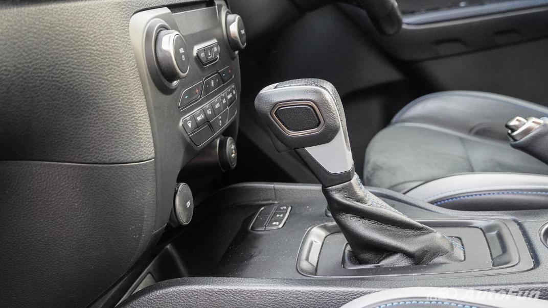 Ford Ranger Raptor 2.0L EcoBlue Interior 028