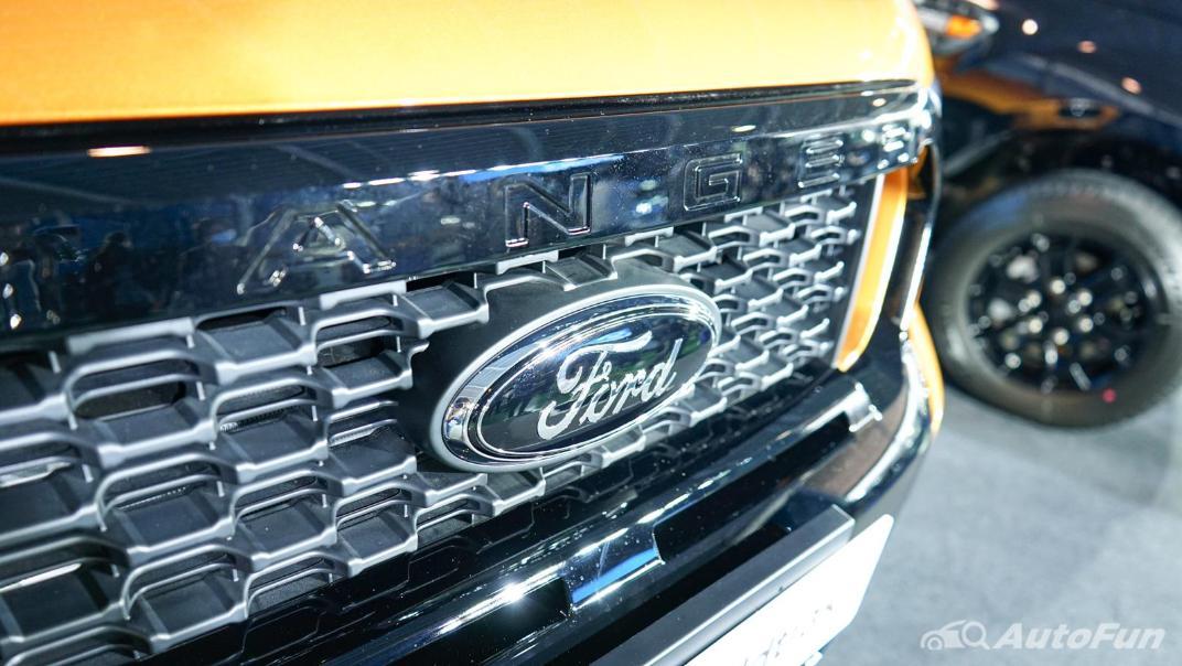 2021 Ford Ranger Wildtrak Exterior 017
