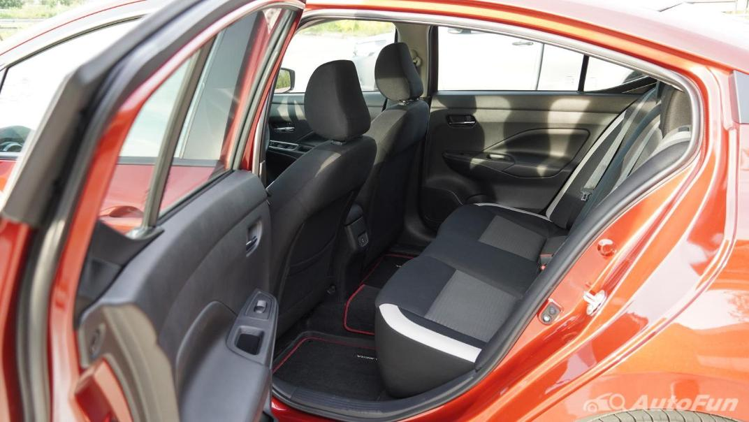 2020 Nissan Almera 1.0 Turbo VL CVT Interior 036