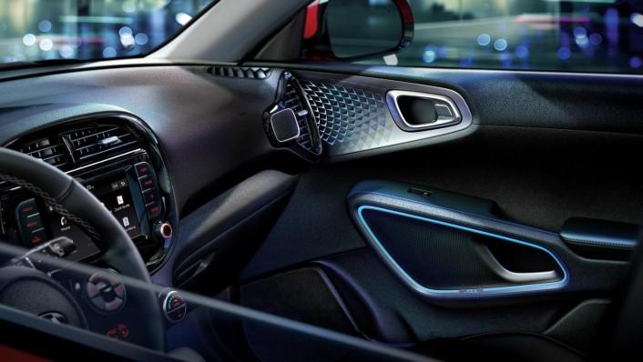 Kia Soul EV 2020 Interior 007