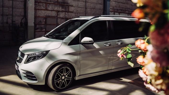 Mercedes-Benz V-Class 2020 Exterior 010