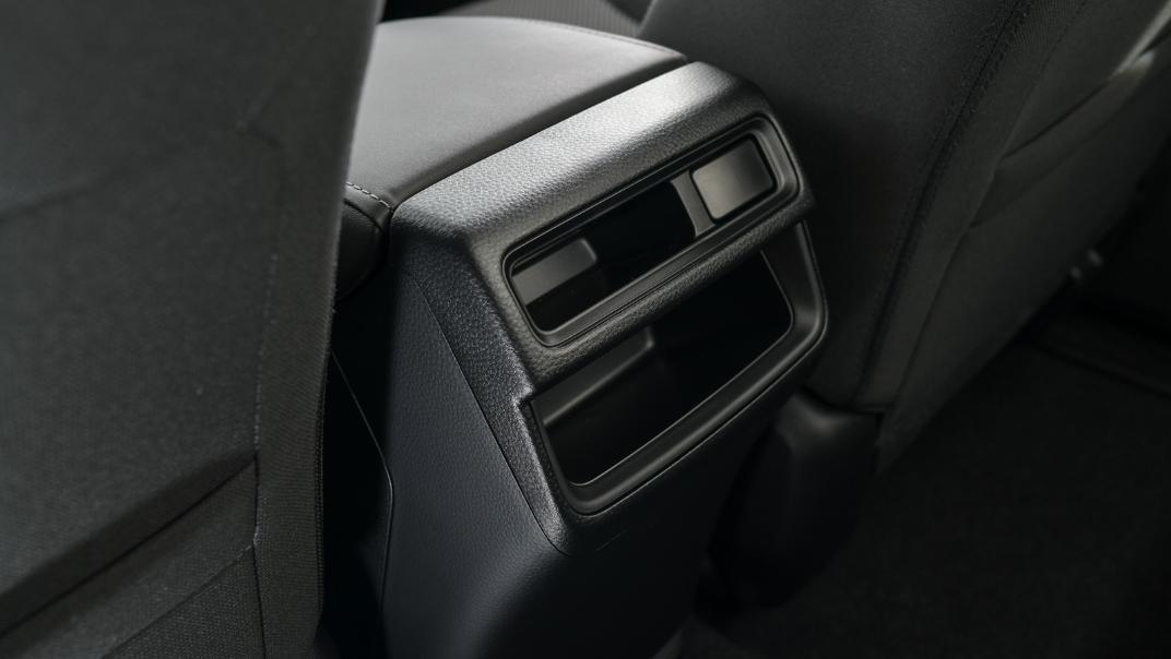 2021 Mazda BT-50 Freestyle cab Upcoming Version Interior 020